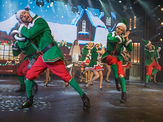 15th December | Potters Theatre Company's 2019 Christmas Spectacular