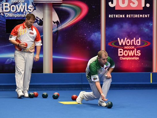 18th January | Two Night World Bowls Mixed Pairs Weekend