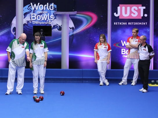 22nd January | Two Night World Bowls Midweek Break