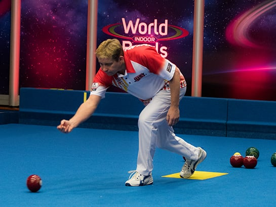 26th January | One Night World Bowls Singles Final