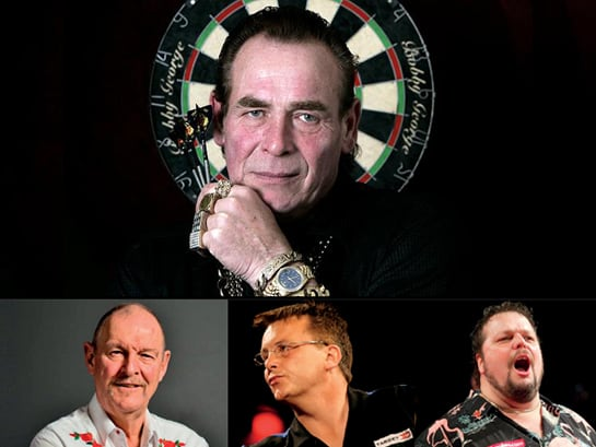 22nd September | Potters Classic Darts Break