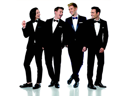 20th October | Collabro