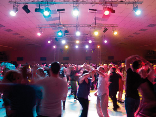 6th March   Two Night exercise + dance Weekend