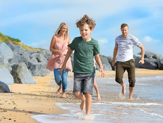 26th May   Four Night Bank Holiday Family Midweek Break