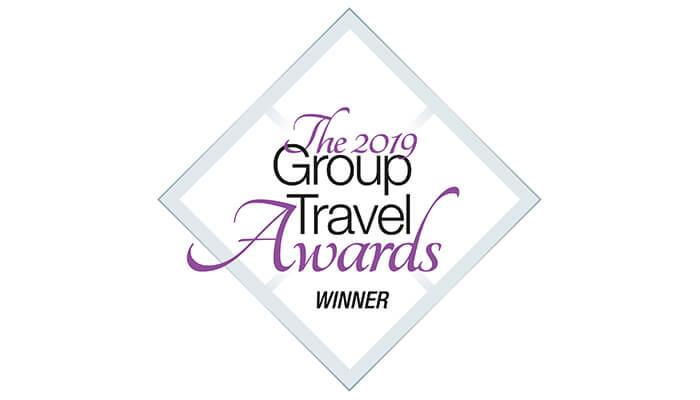 2019 Group Travel Awards Winner