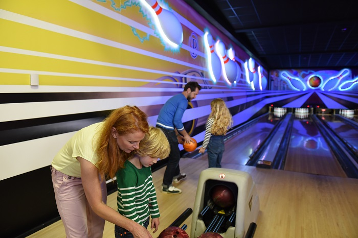 TenPin bowling at Potters
